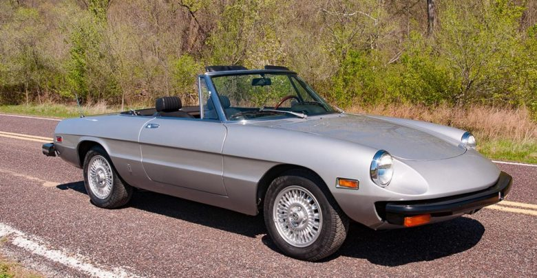 Photo of Πωλήθηκε στο eBay η Alfa Romeo Spider του Μοχάμεντ Άλι