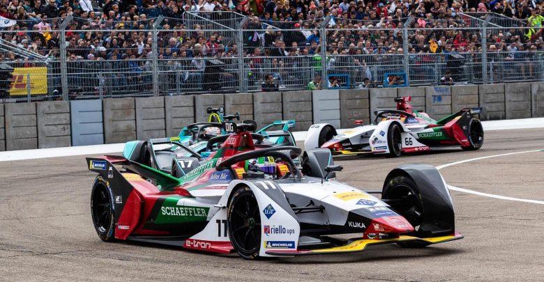Photo of Θρίαμβος για την Audi στον αγώνα της Formula E στο Βερολίνο
