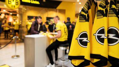 Photo of Νέα εμφάνιση της Borussia Dortmund με το λογότυπο της Opel