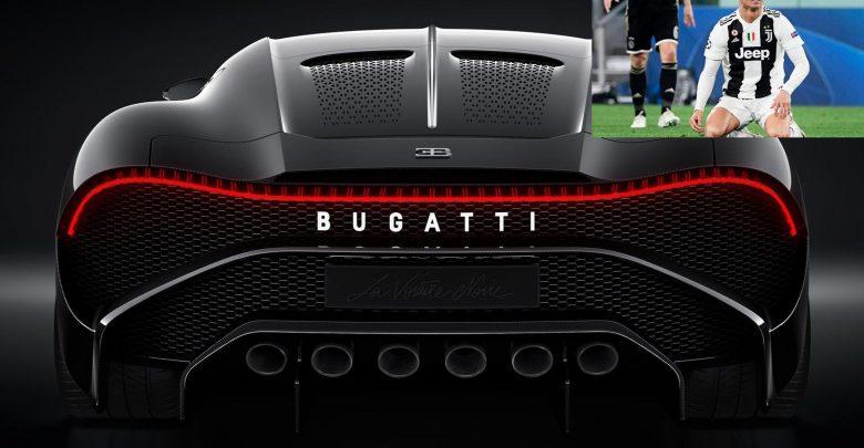 Photo of Ο Cristiano Ronaldo δεν έχει αγοράσει την Bugatti La Voiture Noire
