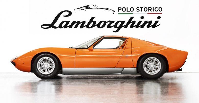 "Photo of Έτοιμη η Lamborghini Miura P400 που είχε πρωταγωνιστήσει στην ταινία ""The Italian Job»"