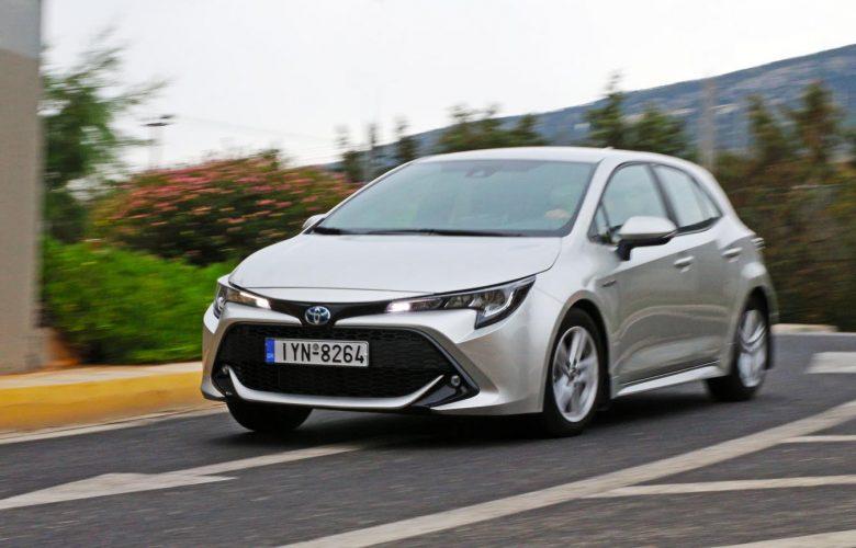 Toyota Corolla 1.8 Hybrid [test drive]
