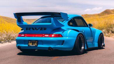 Photo of Χάρμα οφθαλμών αυτή η πανέμορφη Porsche 911 Riviera Blue