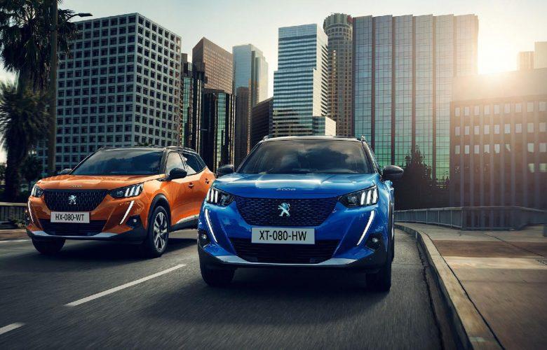 Αυτό είναι το νέο Peugeot 2008!