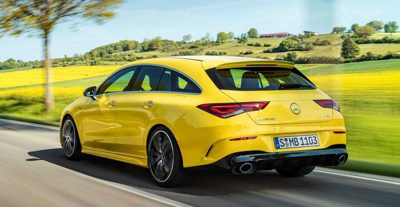 Photo of Φωτιά στα κίτρινα με Mercedes-AMG CLA 35