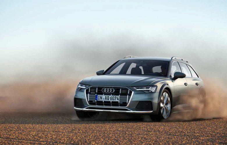 Το νέο Audi A6 Allroad έχει μόνο diesel κινητήρες