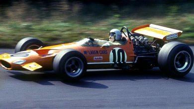 Photo of H McLaren αποτίει φόρο τιμής στον ιδρυτή της Bruce McLaren