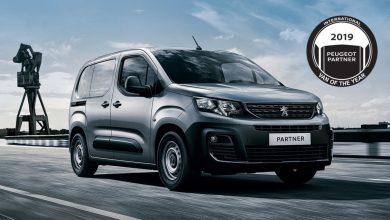 Photo of Νέο Peugeot Partner Van με 14.518 ευρώ