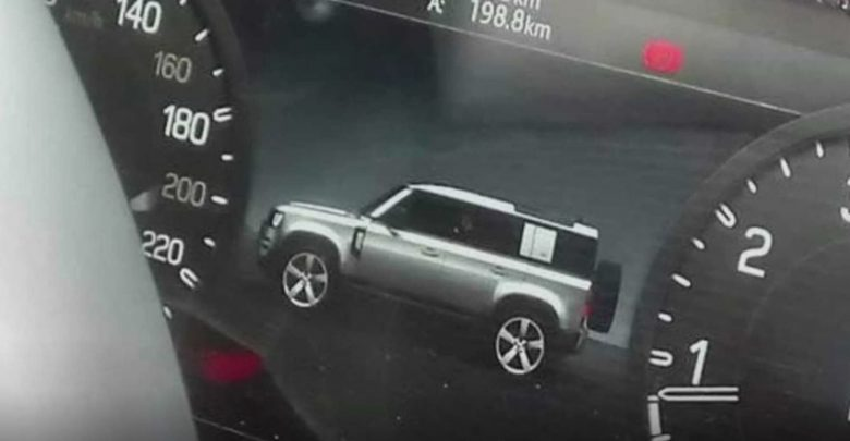 Photo of Μία ακόμα εικόνα από το νέο Land Rover Defender