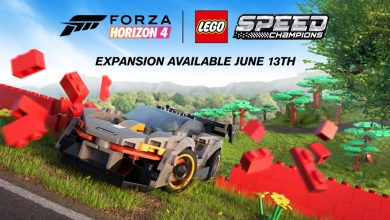 Photo of Η McLaren Senna στο Forza Horizon 4 Lego expansion [vid]