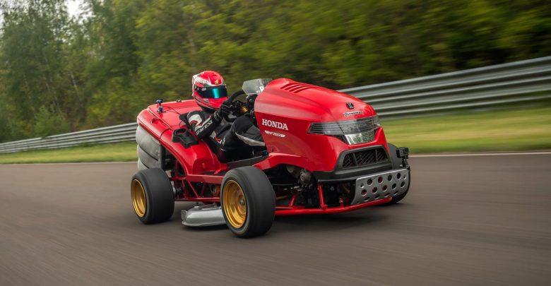 Photo of Το χλοοκοπτικό της Honda πιάνει έως 243 χλμ./ώρα [vid]