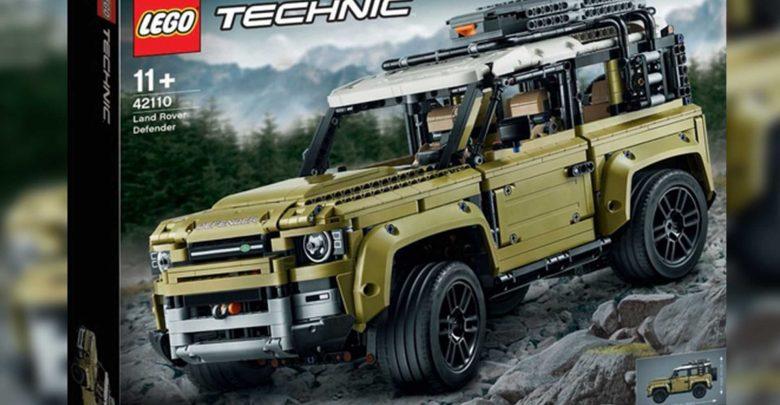 Photo of H Lego αποκάλυψε το επόμενο Land Rover Defender;