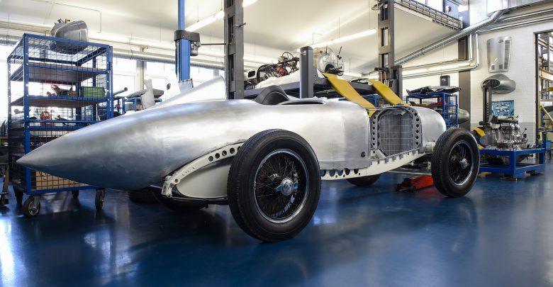 Photo of Μία Mercedes-benz SSKL στο Goodwood!