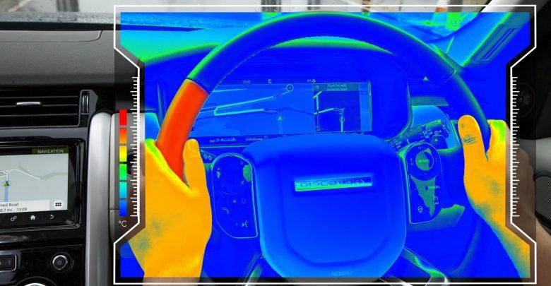 Photo of Τιμόνι θερμικής διάδρασης από τις Jaguar/ Land Rover