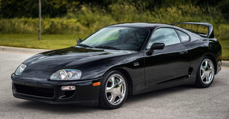 Photo of Πόσο λέτε πως πωλήθηκε μια Toyota Supra του 1997;