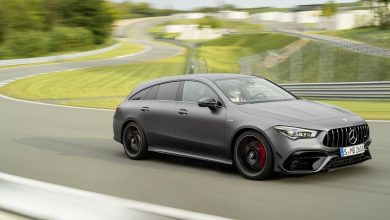 Photo of Με την σειρά της και η Mercedes-AMG CLA 45 Shooting Brake [vid]