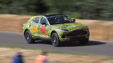 Photo of Πρώτη δημόσια εμφάνιση της Aston Martin DBX [vid]