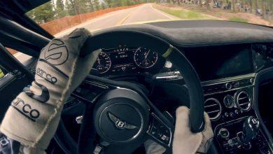Photo of Το ρεκόρ της Bentley στο Pikes Peak από την θέση του οδηγού [vid]