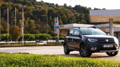 Photo of 600+ χιλιόμετρα με το Dacia Sandero Stepway [on the road]