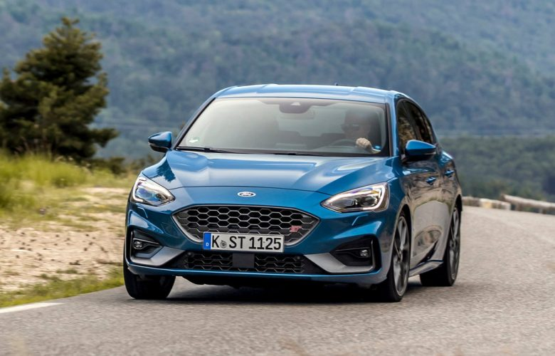 Διαθέσιμα τα νέα Ford Focus ST από 33.735€
