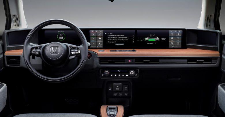 Photo of Η προηγμένη συνδεσιμότητα του Honda e