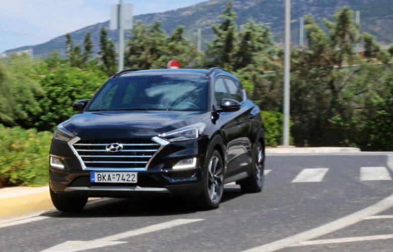 Hyundai Tucson Hybrid 1.6 CRDi 7-DCT 4WD 48V [test drive]