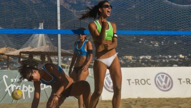 Photo of Η Kosmocar-Volkswagen χορηγός στο Πανελλήνιο Πρωτάθλημα Beach Volley Masters & Juniors 2019