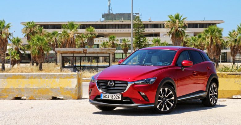 Photo of Mazda CX-3 1.8 Auto AWD [test drive]