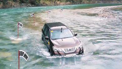 Photo of Το Nissan Terra κόντρα σε μουσώνες [vid]