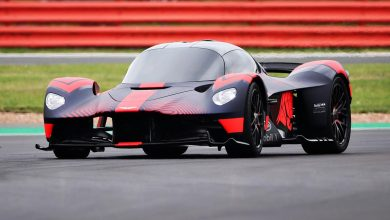 Photo of Δείτε την Aston Martin Valkyrie των 1.176 ίππων στην πίστα του Silverstone [vid]
