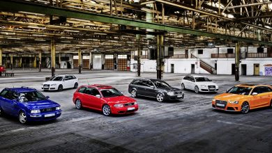 Photo of H Audi γιορτάζει 25 χρόνια RS εκδόσεων