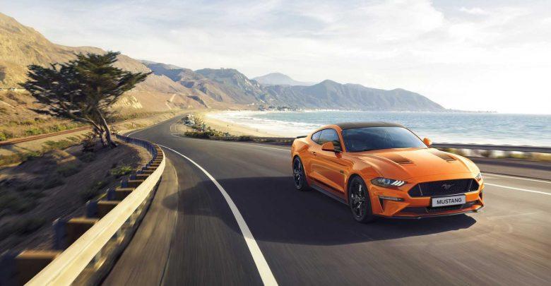 Photo of Επετειακή έκδοση για τα 55 χρόνια της Mustang