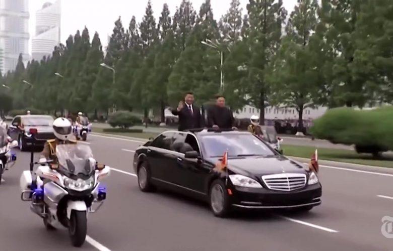 Δεν θα πιστεύετε πως απέκτησε τις θωρακισμένες του Mercedes ο δικτάτορας της Βόρειας Κορέας!