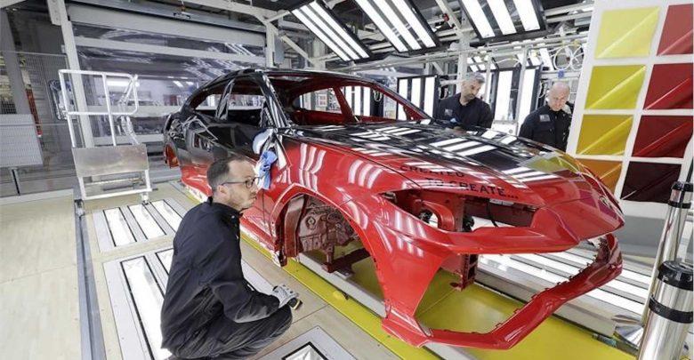 Photo of Νέο βαφείο για την Lamborghini Urus [vid]