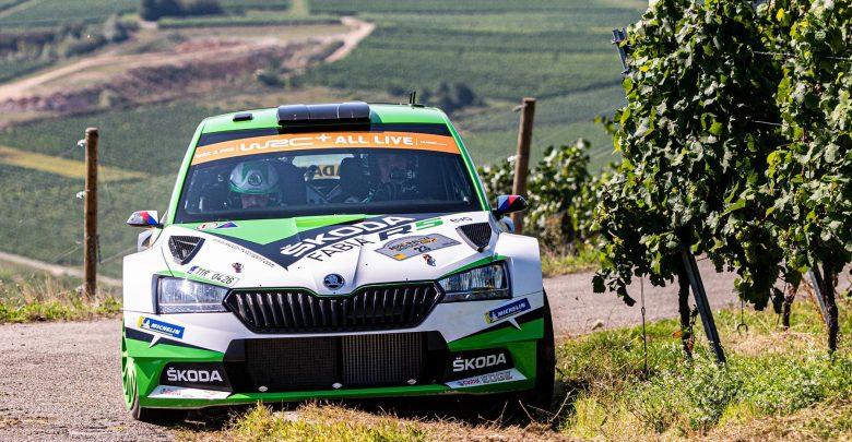Photo of Η SKODA Fabia R5 evo κατακτά τη νίκη στη WRC 2 Pro στη Γερμανία