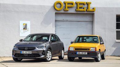 Photo of Όταν το νέο Opel Corsa συνάντησε το Corsa GT