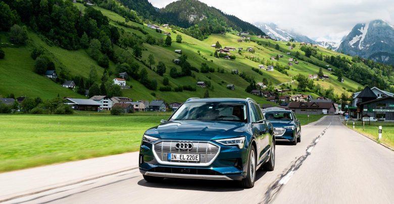 Photo of Το Audi e-tron διασχίζει 10 χώρες σε 24 ώρες