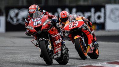 Photo of Moto GP Αυστρίας: Θρίαμβος για Ντοβιτσιόζο και Ducati