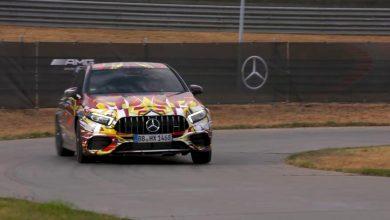 Photo of Πως λειτουργεί το drift mode της Mercedes-AMG A45; [vid]