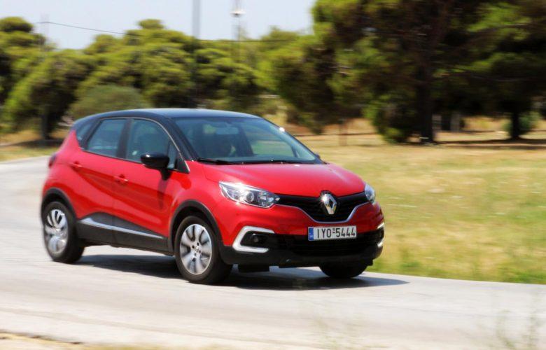 Renault Captur 1.3 TCe 130 [test drive]