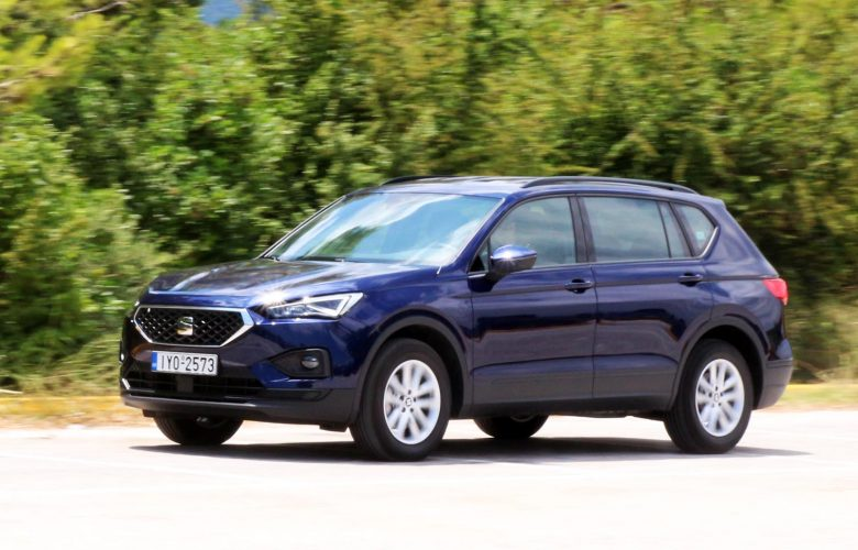 Seat Tarraco 1.5 TSI ACT [test drive]