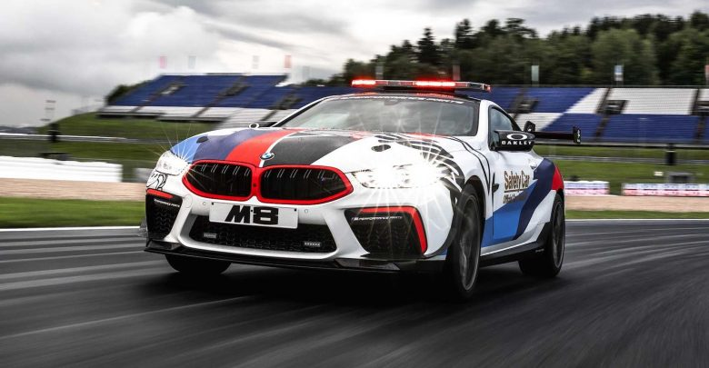 Photo of Moto GP: H BMW M8 Competition είναι το νέο safety car