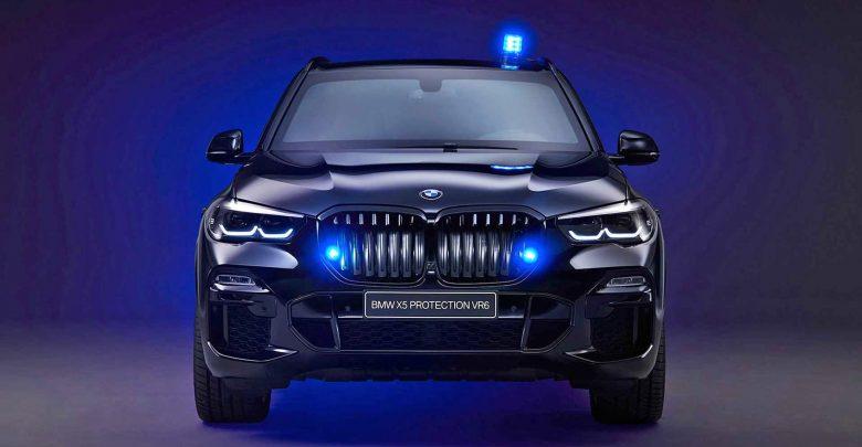 Photo of Η BMW X5 Protection VR6 αντέχει ακόμη και σε επίθεση από drones!