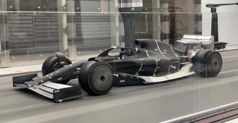Photo of Το νέο μονοθέσιο της F1 δοκιμάζεται στο αεροδυναμικό τούνελ [vid]