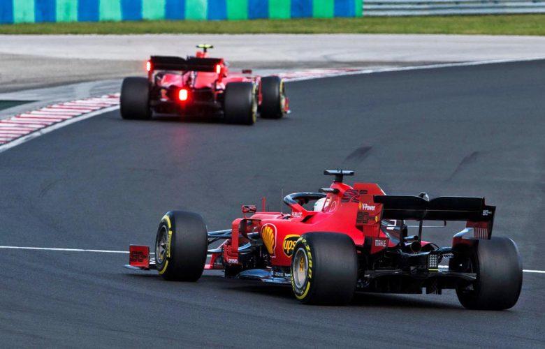 H Ferrari παραδέχεται τα λάθη της στο φετινό πρωτάθλημα