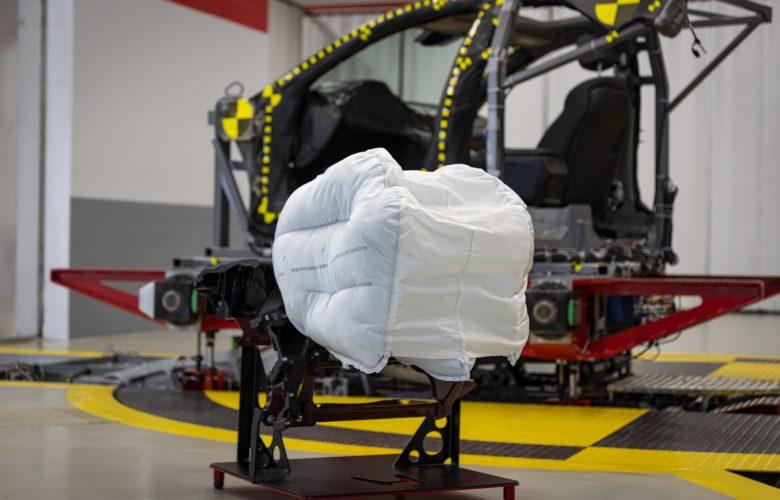 H Honda ετοιμάζει επαναστατικό αερόσακο [vid]