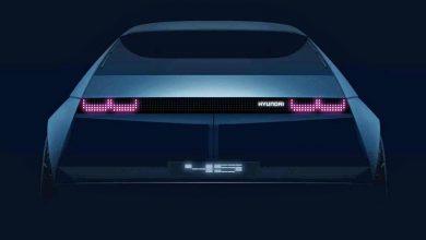 Photo of To Hyundai 45 είναι ένα ηλεκτρικό με ρετρό καταβολές