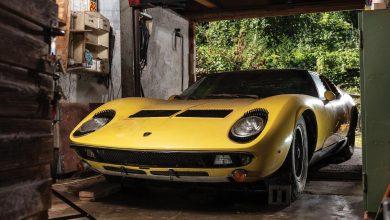 Photo of Αυτή η Lamborghini Miura είχε ξεχαστεί σε μία αποθήκη και τώρα πωλείται για 1,2 εκ. δολάρια!