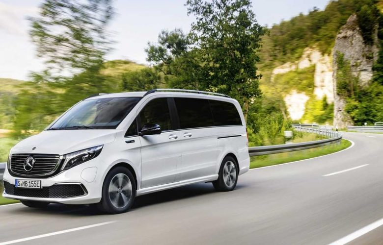 Επίσημα η Mercedes EQV, το πιο ευρύχωρο ηλεκτρικό της αγοράς [vid]