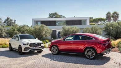 Photo of Ανανέωση για την Mercedes GLE Coupe